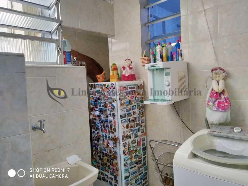 Área serviço - Apartamento 2 quartos à venda Méier, Norte,Rio de Janeiro - R$ 226.000 - TAAP22350 - 26