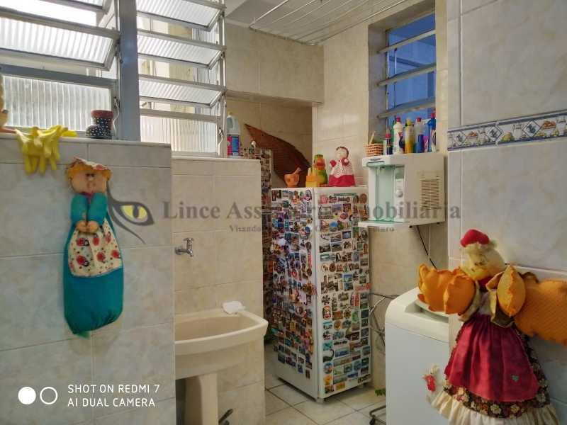 Área serviço - Apartamento 2 quartos à venda Méier, Norte,Rio de Janeiro - R$ 226.000 - TAAP22350 - 30