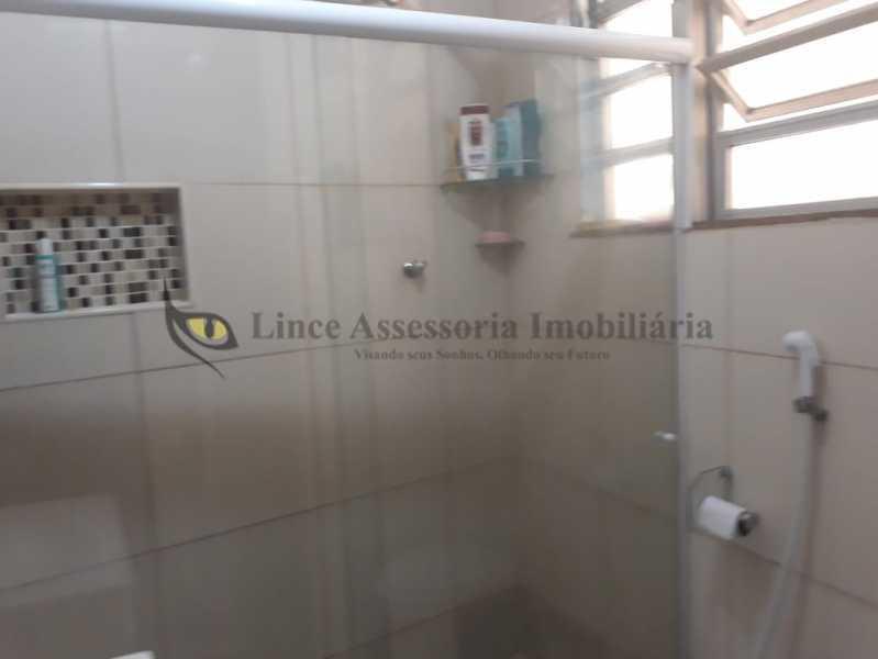 Banheiro. - Apartamento 2 quartos à venda Grajaú, Norte,Rio de Janeiro - R$ 350.000 - TAAP22355 - 10