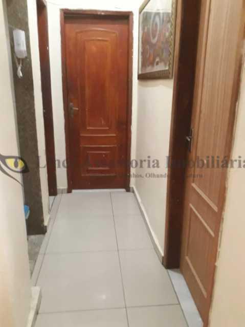 Circulação - Apartamento 2 quartos à venda Grajaú, Norte,Rio de Janeiro - R$ 350.000 - TAAP22355 - 4