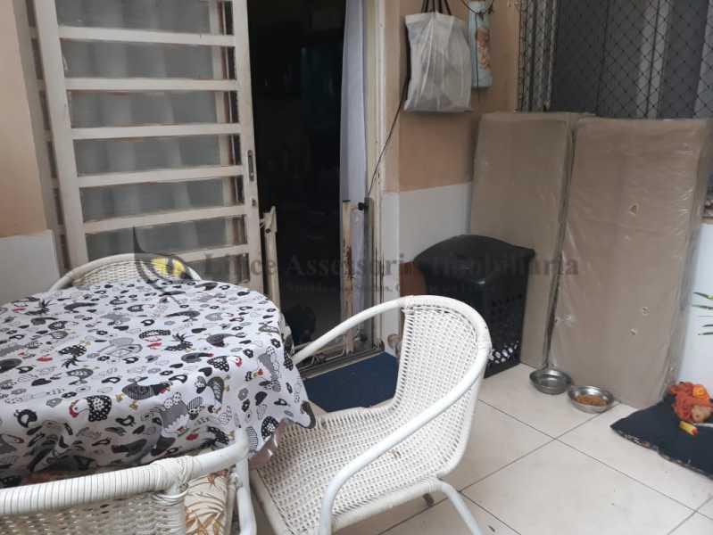 Area de Serviço. - Apartamento 2 quartos à venda Grajaú, Norte,Rio de Janeiro - R$ 350.000 - TAAP22355 - 12