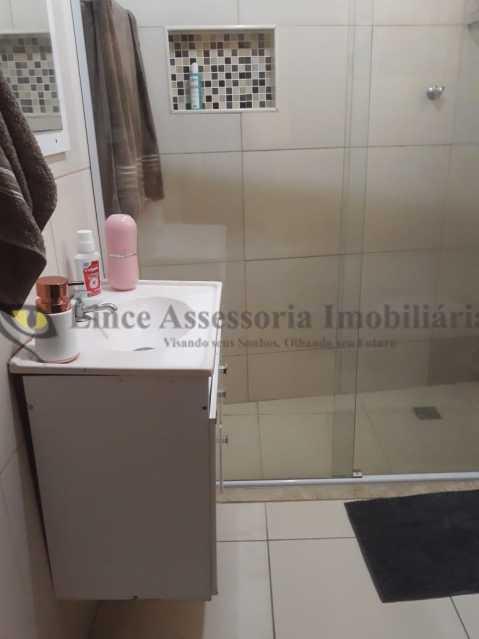Banheiro - Apartamento 2 quartos à venda Grajaú, Norte,Rio de Janeiro - R$ 350.000 - TAAP22355 - 11