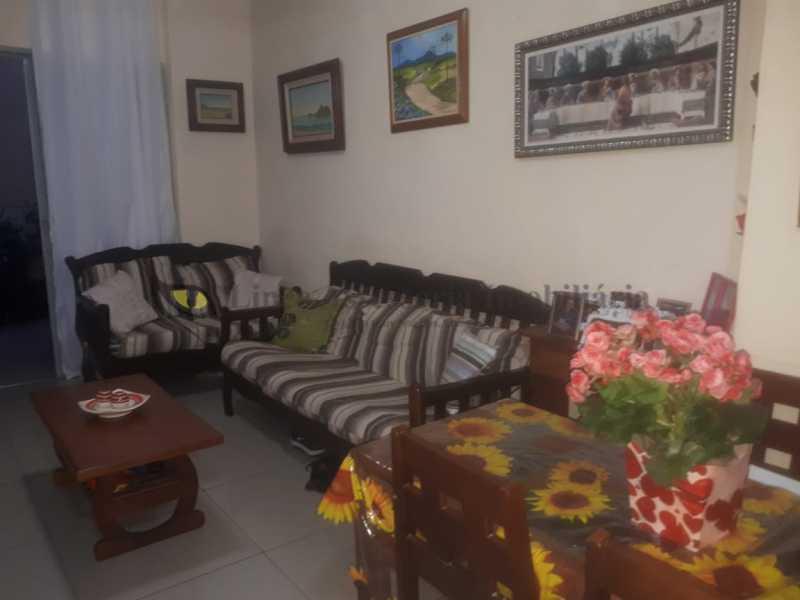 Sala. - Apartamento 2 quartos à venda Grajaú, Norte,Rio de Janeiro - R$ 350.000 - TAAP22355 - 3