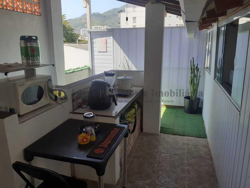 cozinha 3ºpiso - Depósito 540m² à venda Andaraí, Norte,Rio de Janeiro - R$ 1.300.000 - TADP30001 - 17