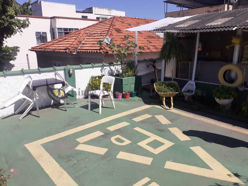 terraço  - Depósito 540m² à venda Andaraí, Norte,Rio de Janeiro - R$ 1.300.000 - TADP30001 - 20