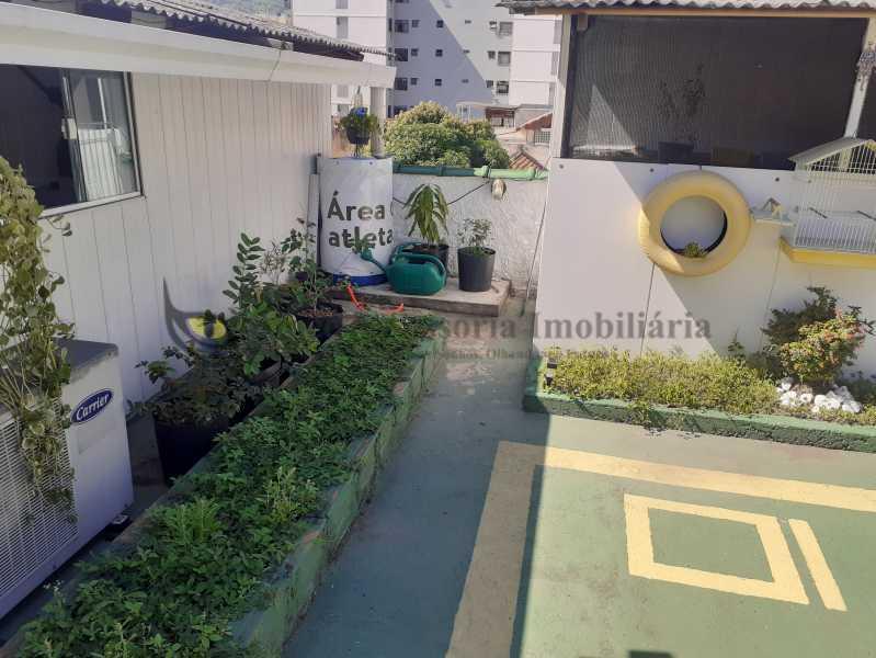 terraço - Depósito 540m² à venda Andaraí, Norte,Rio de Janeiro - R$ 1.300.000 - TADP30001 - 21