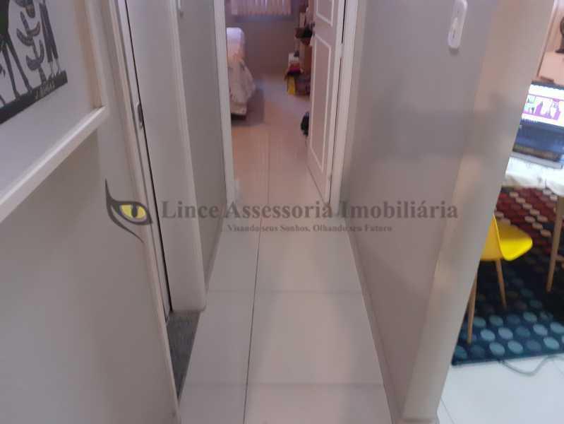 Circulação - Apartamento 2 quartos à venda Maracanã, Norte,Rio de Janeiro - R$ 420.000 - TAAP22366 - 8