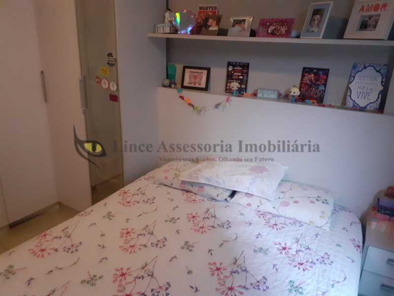 Quarto - Apartamento 2 quartos à venda Maracanã, Norte,Rio de Janeiro - R$ 420.000 - TAAP22366 - 10