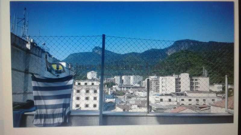 01 - Cobertura 3 quartos à venda Rio Comprido, Norte,Rio de Janeiro - R$ 449.999 - TACO30153 - 1