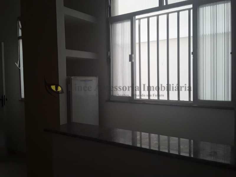 cozinha americana foto5 - Apartamento 1 quarto à venda Copacabana, Sul,Rio de Janeiro - R$ 380.000 - TAAP10463 - 27