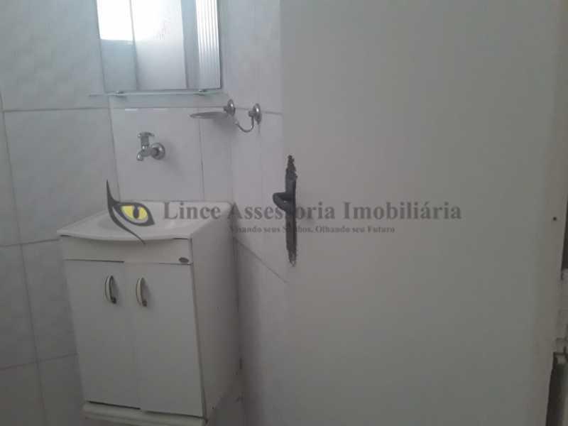 banheiro foto5 - Apartamento 1 quarto à venda Copacabana, Sul,Rio de Janeiro - R$ 380.000 - TAAP10463 - 22
