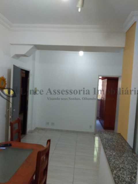 sala foto1 - Apartamento 1 quarto à venda Copacabana, Sul,Rio de Janeiro - R$ 380.000 - TAAP10463 - 3