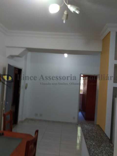 sala foto4 - Apartamento 1 quarto à venda Copacabana, Sul,Rio de Janeiro - R$ 380.000 - TAAP10463 - 6