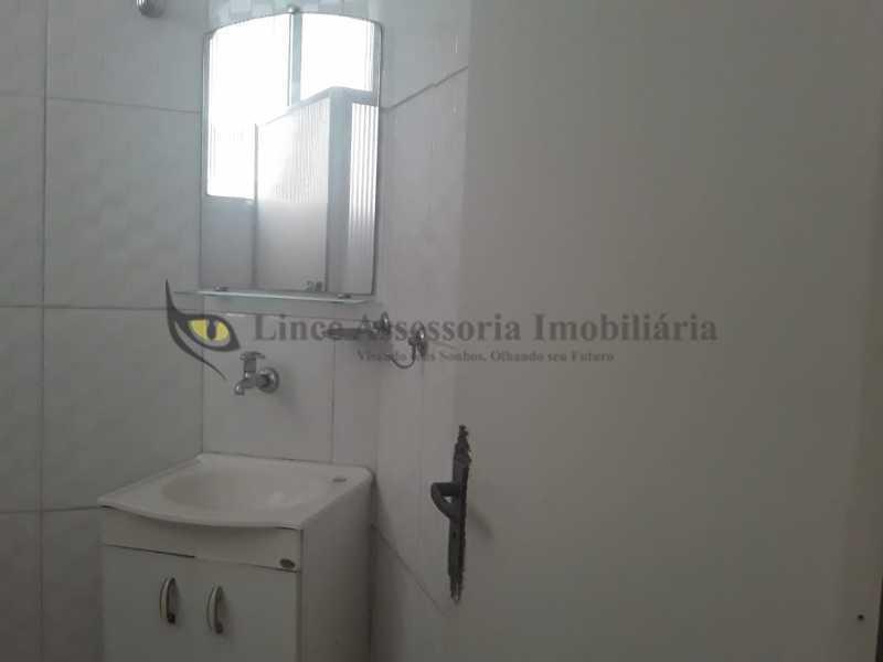 banheiro foto4 - Apartamento 1 quarto à venda Copacabana, Sul,Rio de Janeiro - R$ 380.000 - TAAP10463 - 21