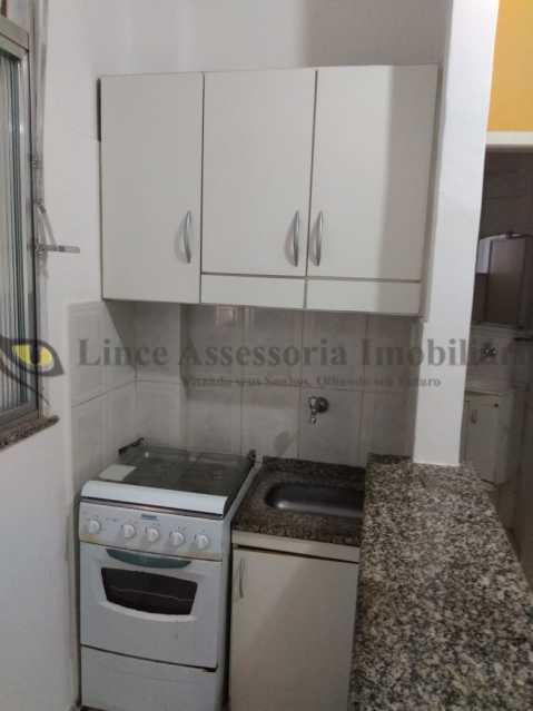 cozinha americana foto1 - Apartamento 1 quarto à venda Copacabana, Sul,Rio de Janeiro - R$ 380.000 - TAAP10463 - 23