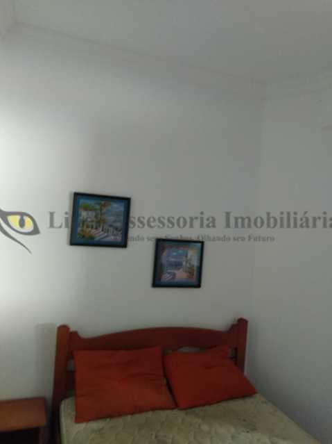 quarto foto2 - Apartamento 1 quarto à venda Copacabana, Sul,Rio de Janeiro - R$ 380.000 - TAAP10463 - 9