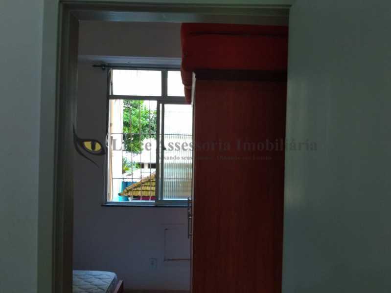 quarto foto7 - Apartamento 1 quarto à venda Copacabana, Sul,Rio de Janeiro - R$ 380.000 - TAAP10463 - 14