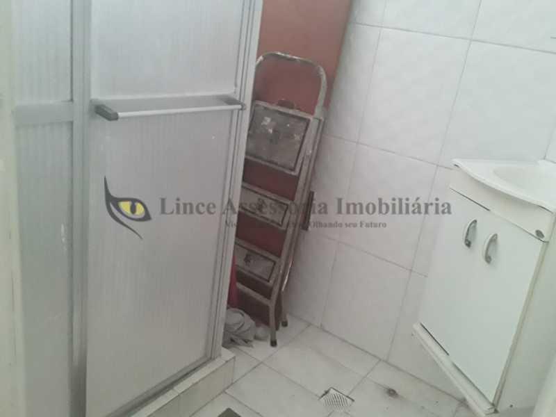 banheiro foto1 - Apartamento 1 quarto à venda Copacabana, Sul,Rio de Janeiro - R$ 380.000 - TAAP10463 - 18