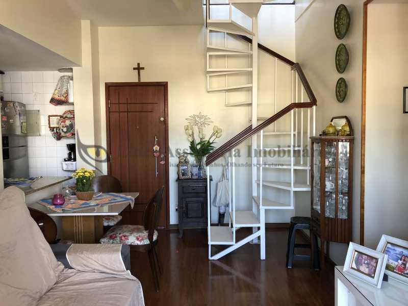 Sala - Cobertura 2 quartos à venda Engenho Novo, Norte,Rio de Janeiro - R$ 370.000 - TACO20092 - 6