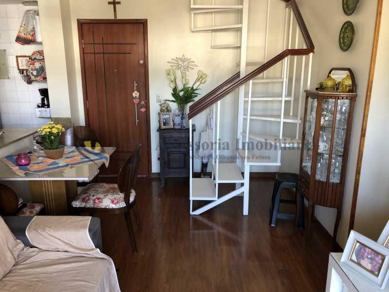 Sala - Cobertura 2 quartos à venda Engenho Novo, Norte,Rio de Janeiro - R$ 370.000 - TACO20092 - 7
