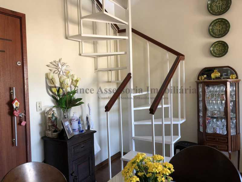 Acesso 2 piso - Cobertura 2 quartos à venda Engenho Novo, Norte,Rio de Janeiro - R$ 370.000 - TACO20092 - 9