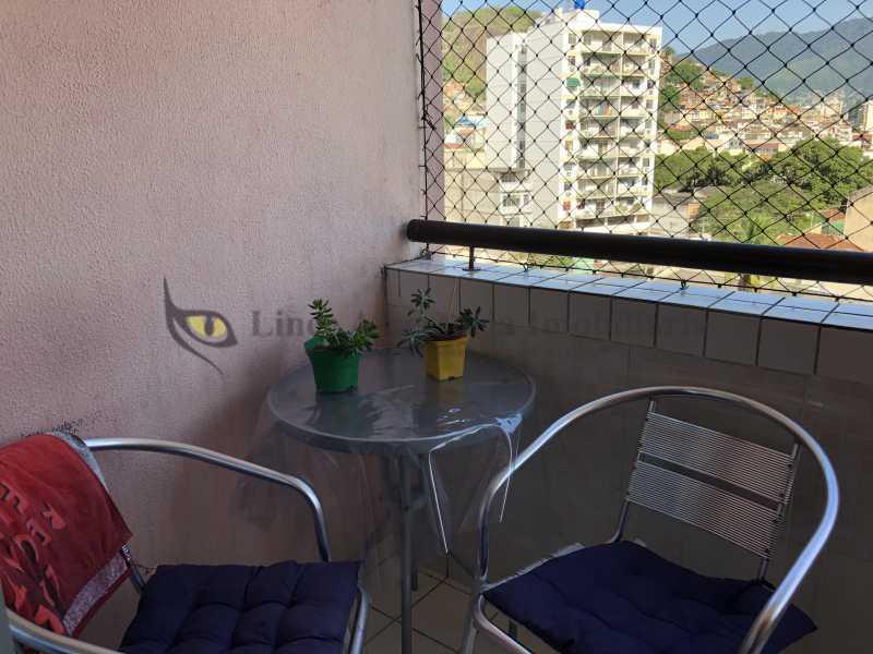 Varanda - Cobertura 2 quartos à venda Engenho Novo, Norte,Rio de Janeiro - R$ 370.000 - TACO20092 - 8