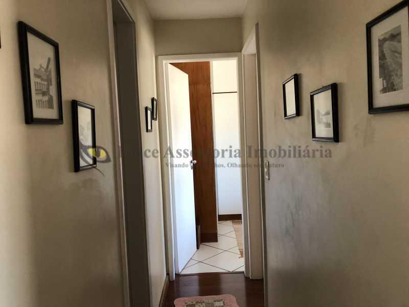 Circulação - Cobertura 2 quartos à venda Engenho Novo, Norte,Rio de Janeiro - R$ 370.000 - TACO20092 - 12