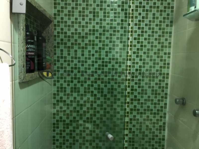 Banheiro social - Cobertura 2 quartos à venda Engenho Novo, Norte,Rio de Janeiro - R$ 370.000 - TACO20092 - 19