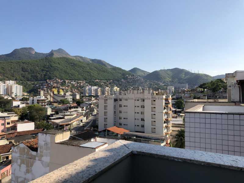 Vista terraco - Cobertura 2 quartos à venda Engenho Novo, Norte,Rio de Janeiro - R$ 370.000 - TACO20092 - 30