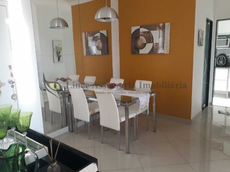 Sala - Apartamento 3 quartos à venda Lins de Vasconcelos, Norte,Rio de Janeiro - R$ 298.000 - TAAP31330 - 1