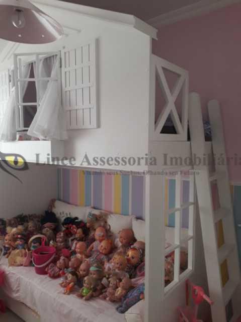 Quarto - Apartamento 3 quartos à venda Lins de Vasconcelos, Norte,Rio de Janeiro - R$ 298.000 - TAAP31330 - 12
