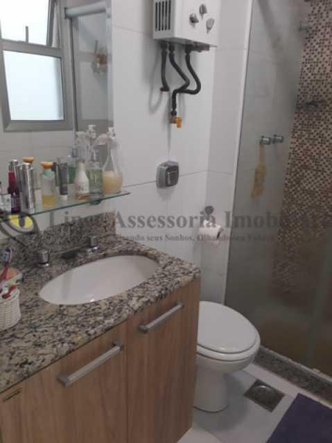 Banheiro - Apartamento 3 quartos à venda Lins de Vasconcelos, Norte,Rio de Janeiro - R$ 298.000 - TAAP31330 - 14