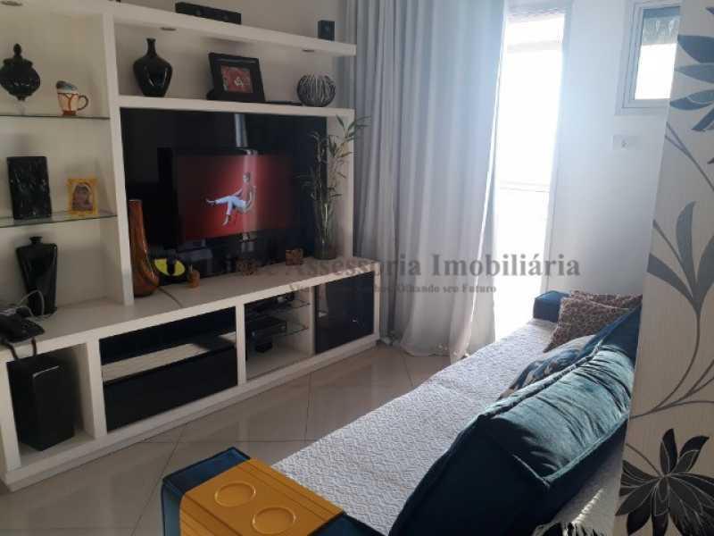 Sala - Apartamento 3 quartos à venda Lins de Vasconcelos, Norte,Rio de Janeiro - R$ 298.000 - TAAP31330 - 4