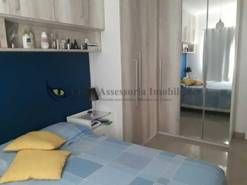 Quarto - Apartamento 3 quartos à venda Lins de Vasconcelos, Norte,Rio de Janeiro - R$ 298.000 - TAAP31330 - 9