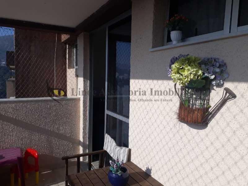 Area externa - Apartamento 3 quartos à venda Lins de Vasconcelos, Norte,Rio de Janeiro - R$ 298.000 - TAAP31330 - 18
