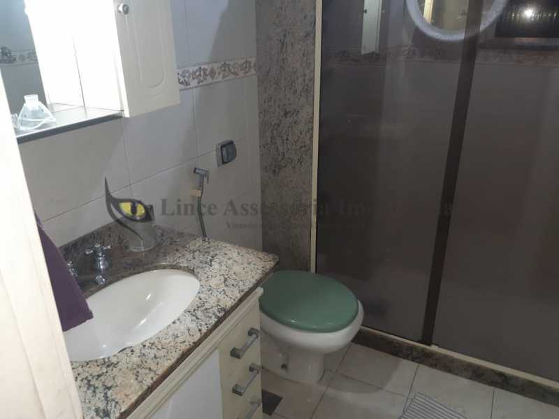 BANHEIRO SOCIAL - Apartamento 2 quartos à venda Maracanã, Norte,Rio de Janeiro - R$ 399.000 - TAAP22372 - 14