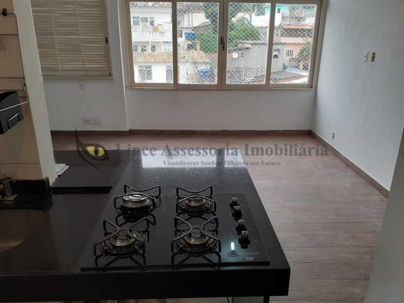 Cozinha Americana - Apartamento 1 quarto à venda Grajaú, Norte,Rio de Janeiro - R$ 320.000 - TAAP10465 - 9