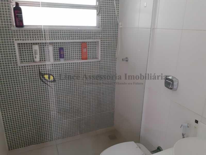 Banheiro - Apartamento 1 quarto à venda Grajaú, Norte,Rio de Janeiro - R$ 320.000 - TAAP10465 - 13