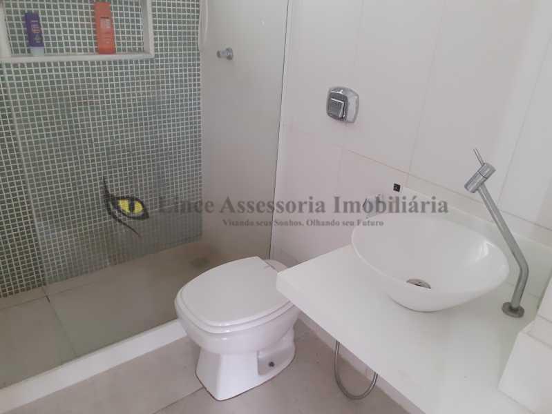 Banheiro - Apartamento 1 quarto à venda Grajaú, Norte,Rio de Janeiro - R$ 320.000 - TAAP10465 - 14