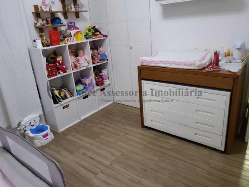 05 - Cobertura 2 quartos à venda Tijuca, Norte,Rio de Janeiro - R$ 900.000 - TACO20093 - 5