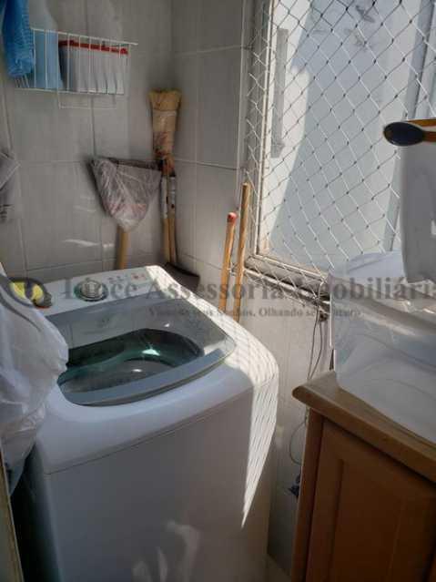 08 - Cobertura 2 quartos à venda Tijuca, Norte,Rio de Janeiro - R$ 900.000 - TACO20093 - 8