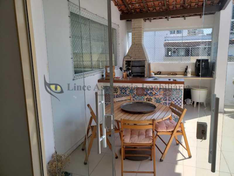 14 - Cobertura 2 quartos à venda Tijuca, Norte,Rio de Janeiro - R$ 900.000 - TACO20093 - 14