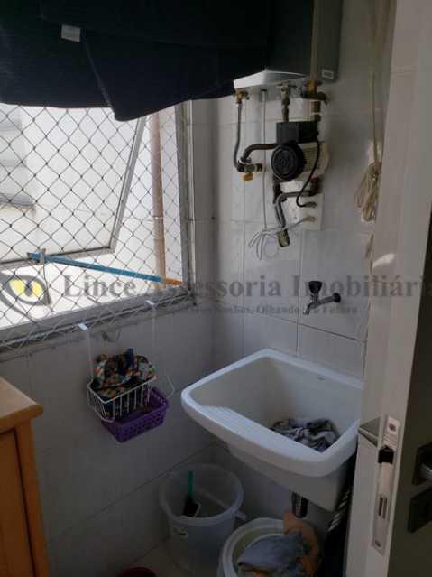 15 - Cobertura 2 quartos à venda Tijuca, Norte,Rio de Janeiro - R$ 900.000 - TACO20093 - 15