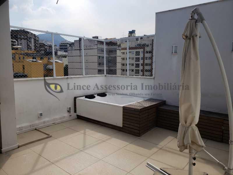22 - Cobertura 2 quartos à venda Tijuca, Norte,Rio de Janeiro - R$ 900.000 - TACO20093 - 22