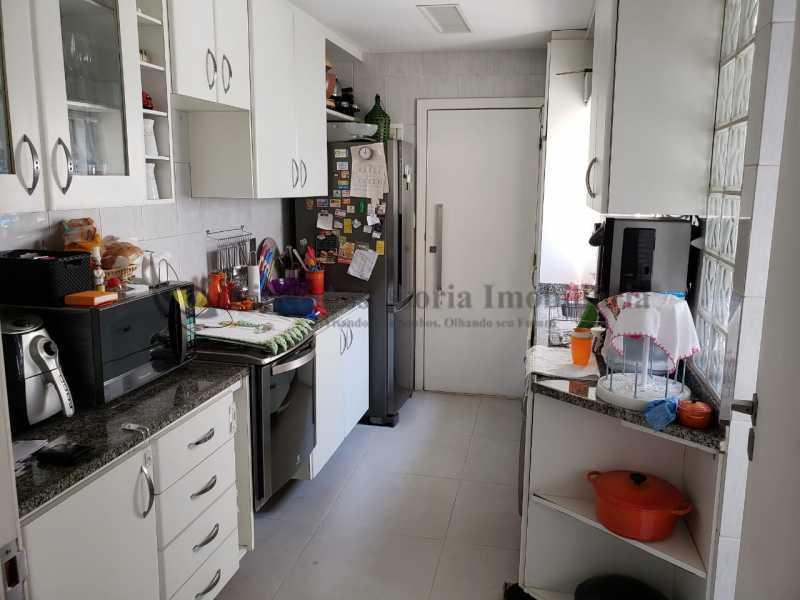 26 - Cobertura 2 quartos à venda Tijuca, Norte,Rio de Janeiro - R$ 900.000 - TACO20093 - 26
