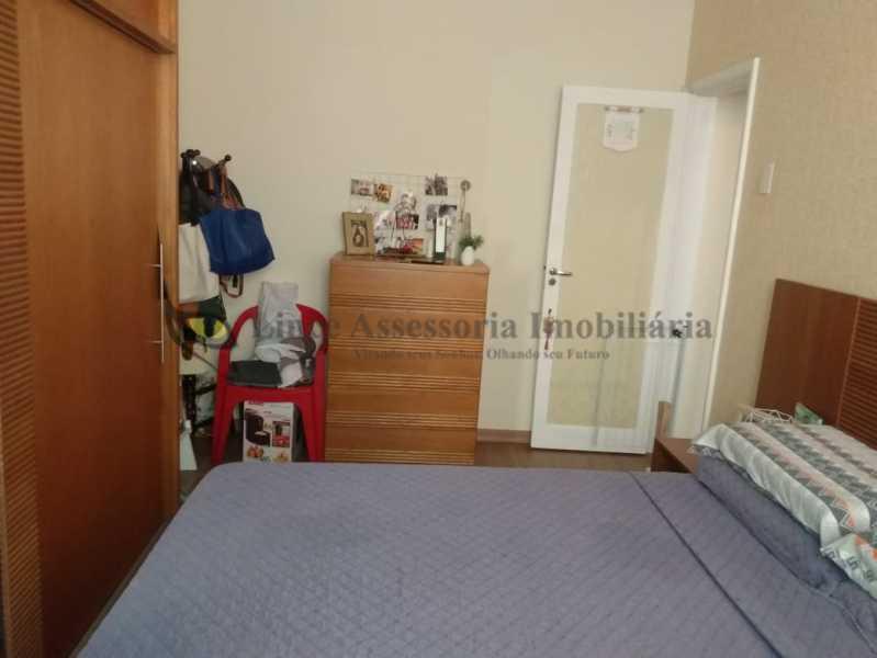quarto1.2 - Apartamento 1 quarto à venda Vila Isabel, Norte,Rio de Janeiro - R$ 190.000 - TAAP10466 - 10