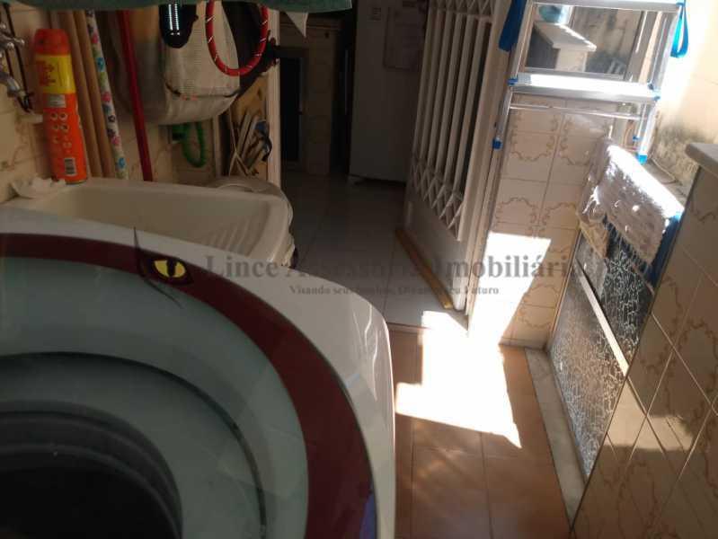 área1.1 - Apartamento 1 quarto à venda Vila Isabel, Norte,Rio de Janeiro - R$ 190.000 - TAAP10466 - 16