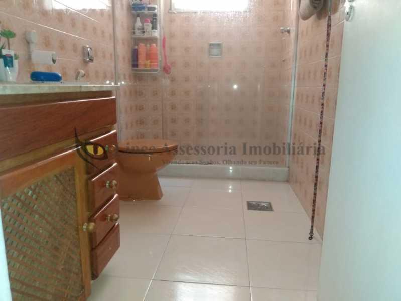 banheiro1.2 - Apartamento 1 quarto à venda Vila Isabel, Norte,Rio de Janeiro - R$ 190.000 - TAAP10466 - 14
