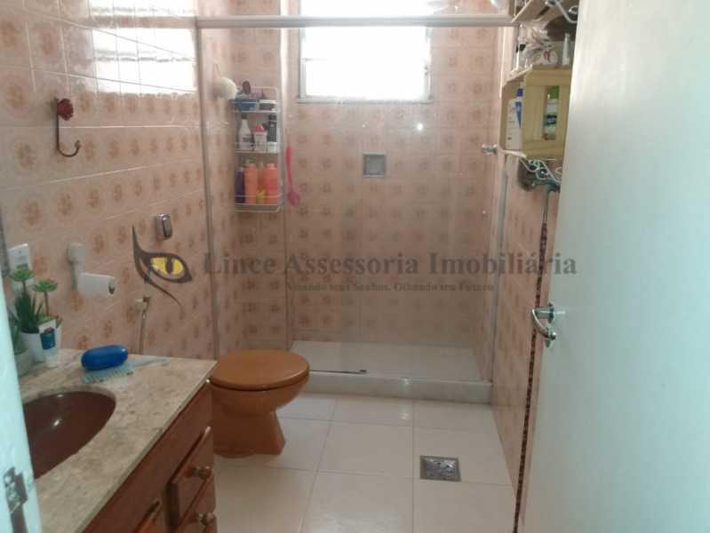 banheiro 1.1 - Apartamento 1 quarto à venda Vila Isabel, Norte,Rio de Janeiro - R$ 190.000 - TAAP10466 - 13