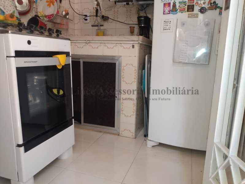 cozinha1.3 - Apartamento 1 quarto à venda Vila Isabel, Norte,Rio de Janeiro - R$ 190.000 - TAAP10466 - 19